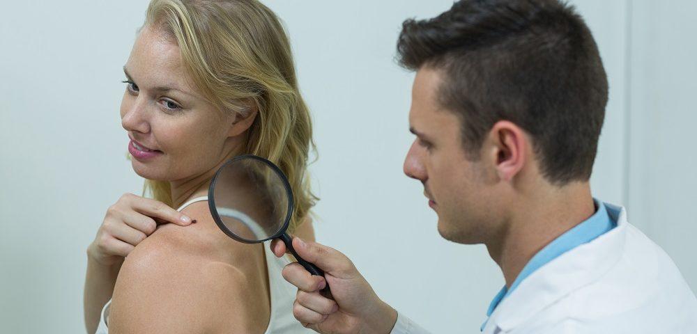 Dermatologo per nei